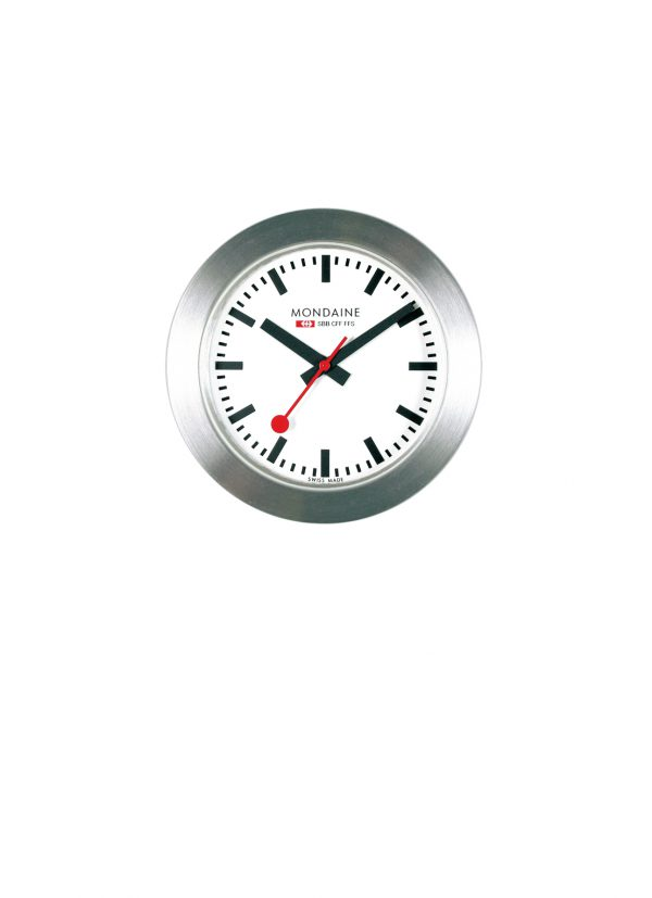 Mondaine SBB Clock M660.30318.81SBB